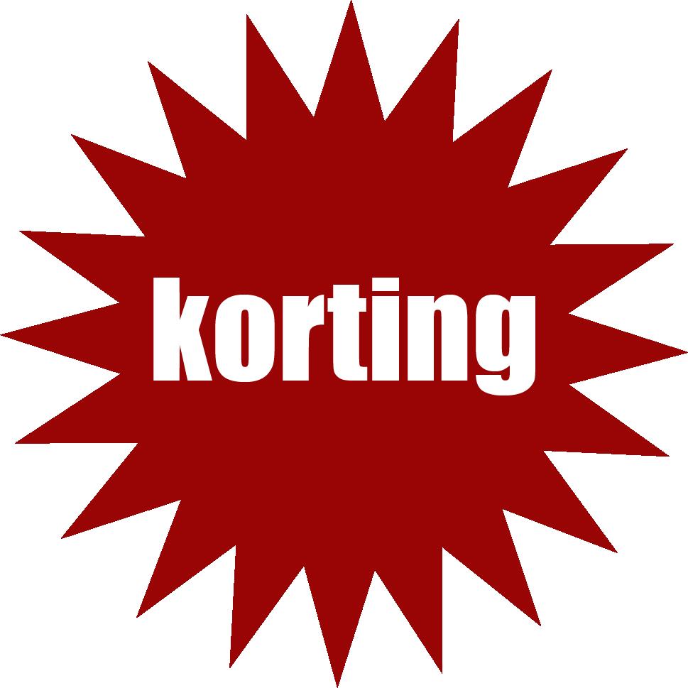 Korting Voucher of Donatie